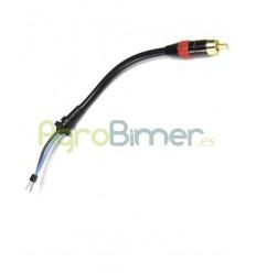 Cable conexión entrada caja de mando F3005