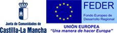 JCCM, Unión Europea y FEDER
