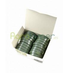 Cinta para el guiado, caja 20 und color verde 26 metros