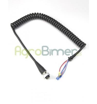 Cable rizado f-3000/3002 5 pines