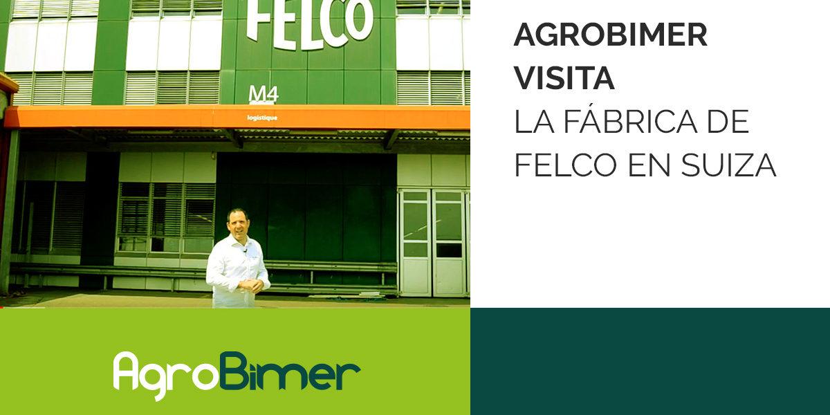 Agrobimer visita la fábrica de FELCO en Suiza