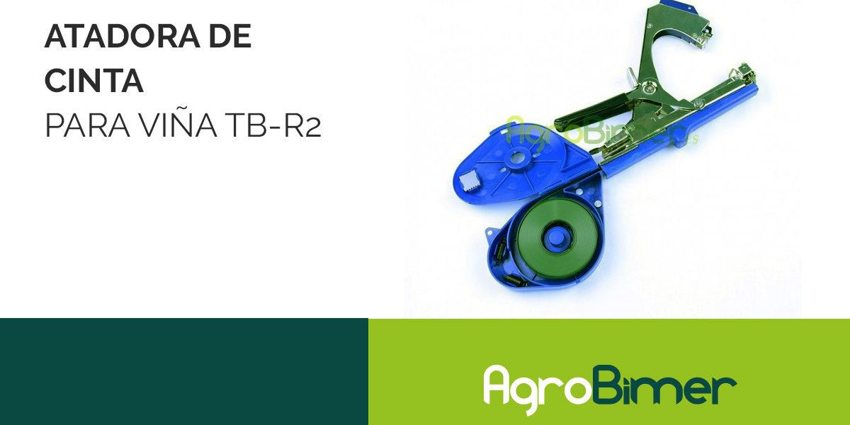 Atadora de cinta para poda Guyot en viña TB-R2