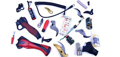 Accesorios y repuestos de tijeras electricas
